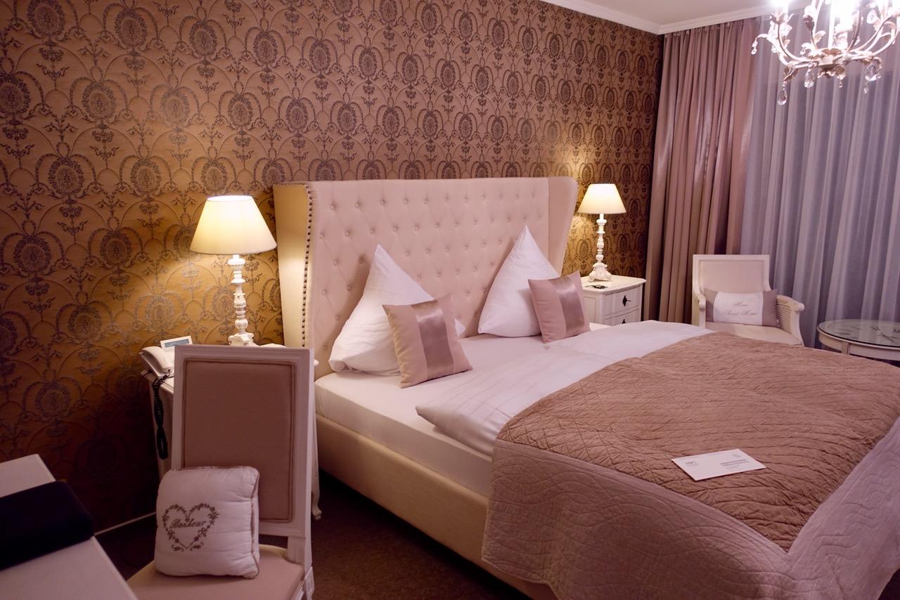 Gemütliche Zimmer im Victor's Seehotel Weingärtner