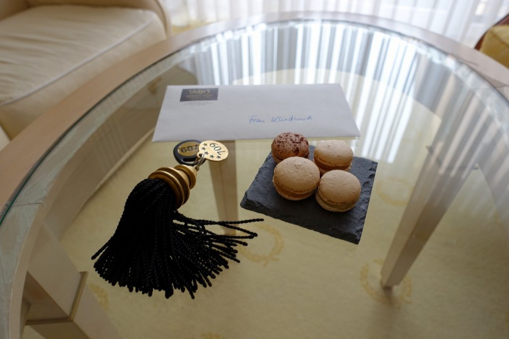 Herzlich Willkommen im Victor's Residenz Schlosshotel Berg