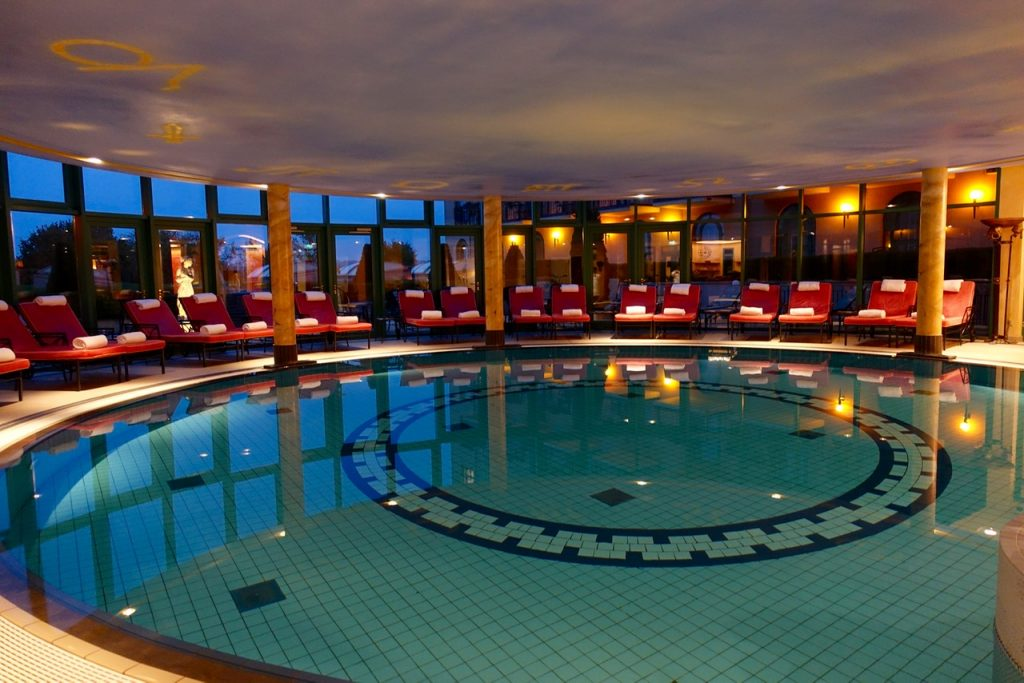 Wellnesshotel Saarland - Victor's Residenz Hotel Schloss Berg