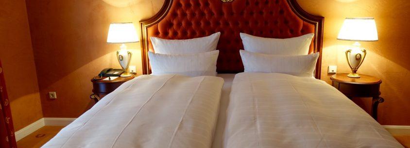 Stilvolle Hotelzimmer - Victor's Residenz Hotel Schloss Berg