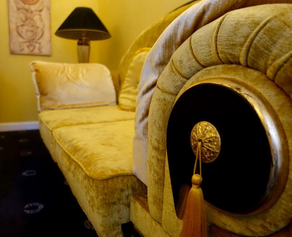 Dekorative Elemente - auch die machen das richtige Ambiente aus...