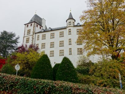 Im Schlossgarten Victor's Residenz Hotel Schloss Berg