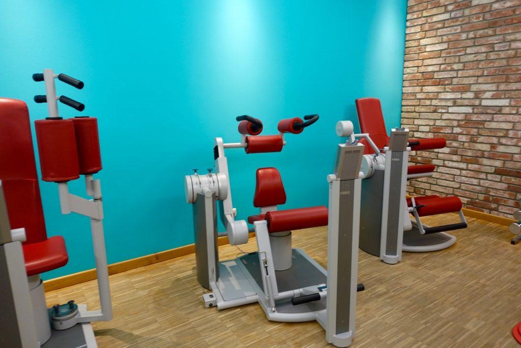 Fitnesstest Fitnessstudio