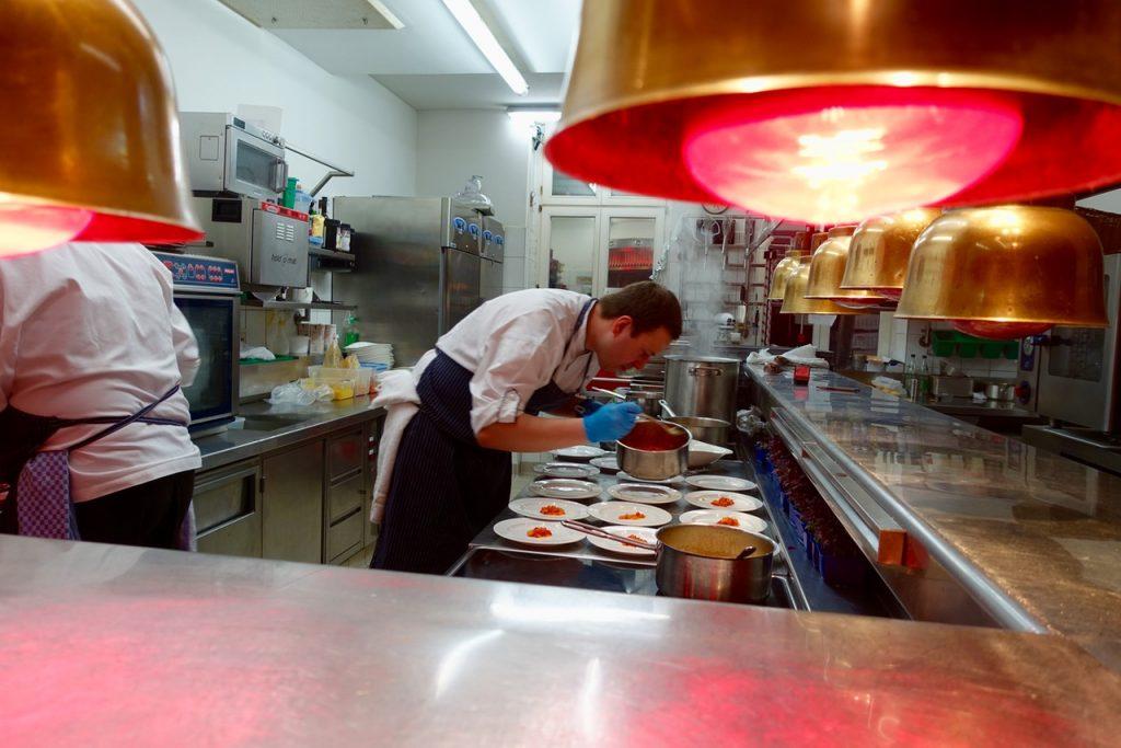 Weinparty Strandhotel Heringsdorf - auch die Kulinarik kommt nicht zu kurz