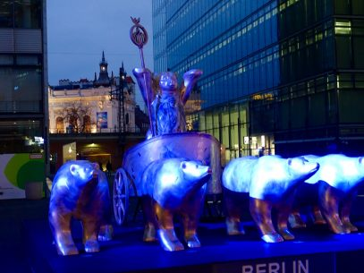 Zu Gast in der Hauptstadt Berlin
