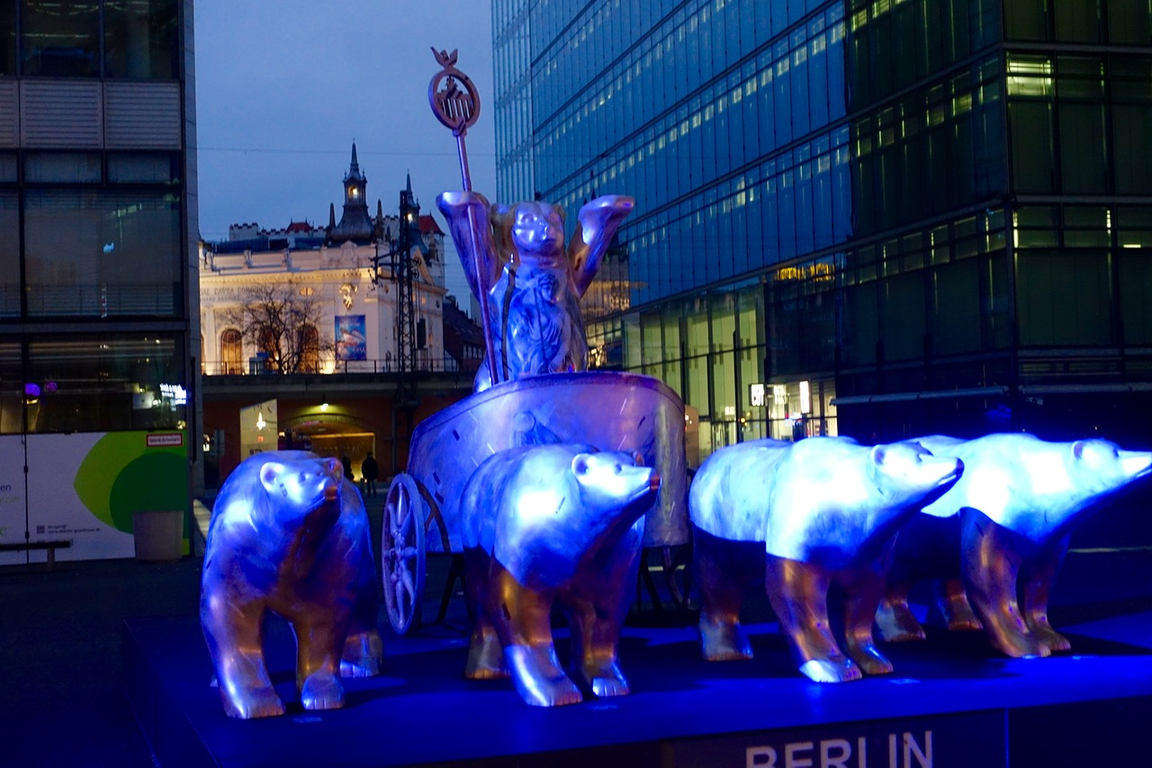 Berlin Wohin