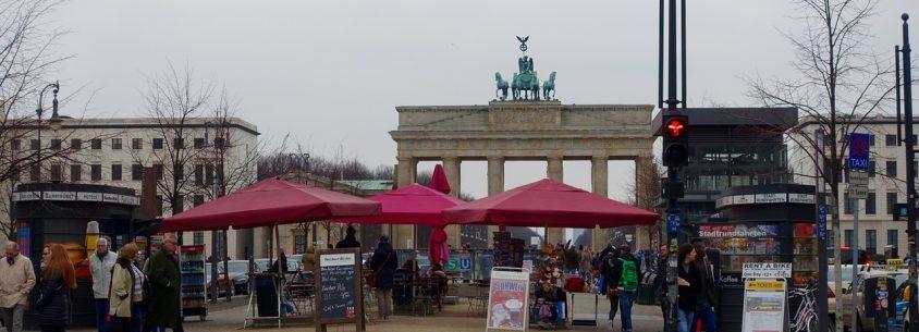 Unterwegs in Berlin