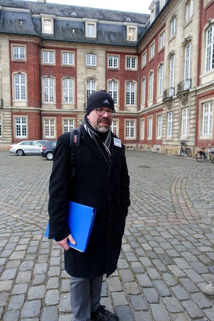 Tatort Führung durch Münster