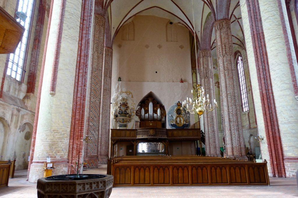 Ein interessanter Ort in Bad Wilsnack - Die Wunderblutkirche