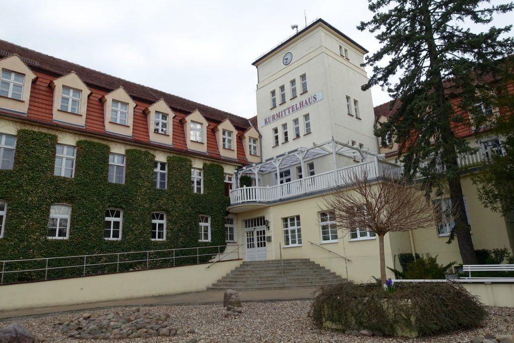 Kurmittelhaus Bad Wilsnack