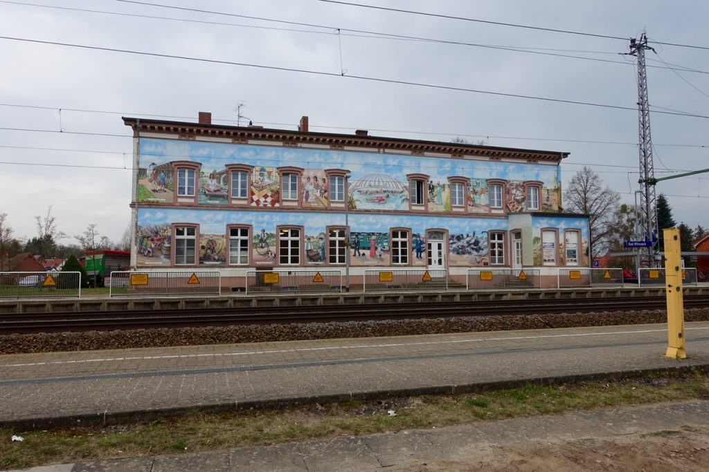 Bad Wilsnack Bahnhof