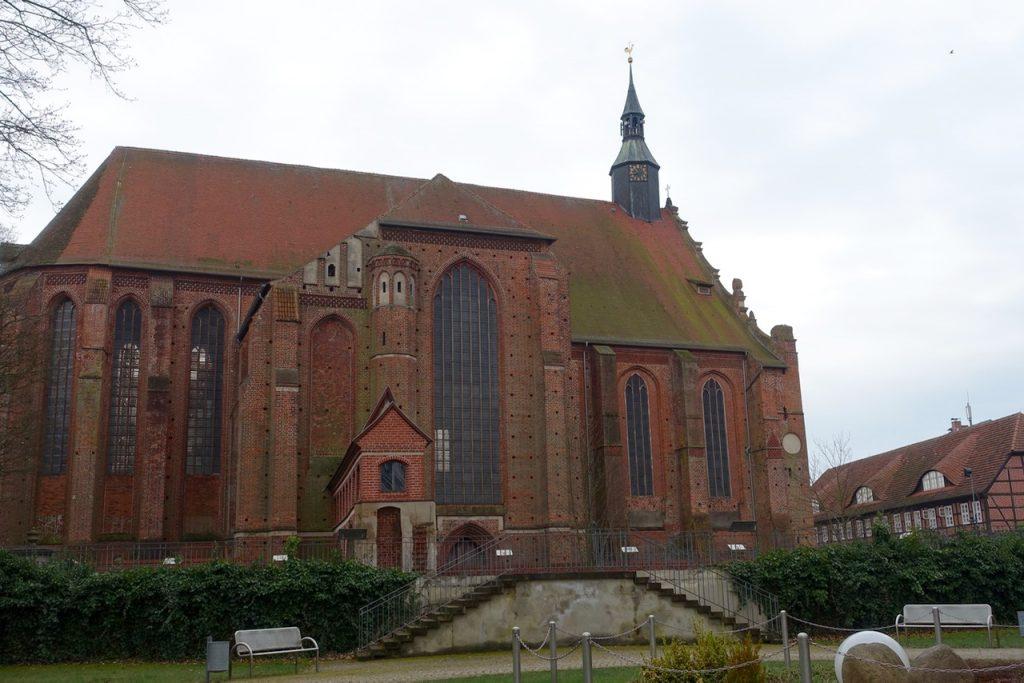 Wahrzeichen Bad Wilsnack - Wunderblutkirche