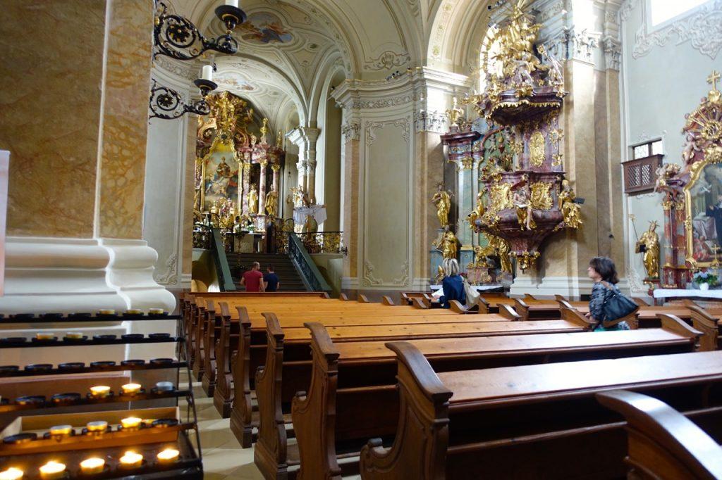 In der Abtei Tihany