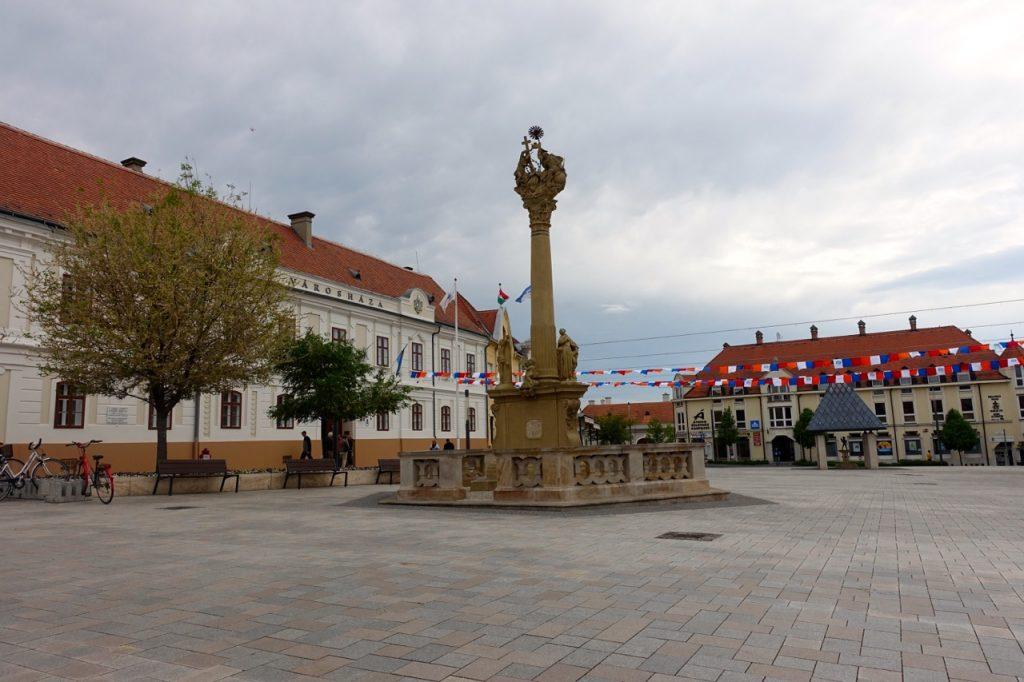 Immer wieder schön - Ungarn im März 2016