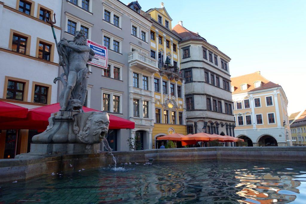 Neptunbrunnen Görlitz