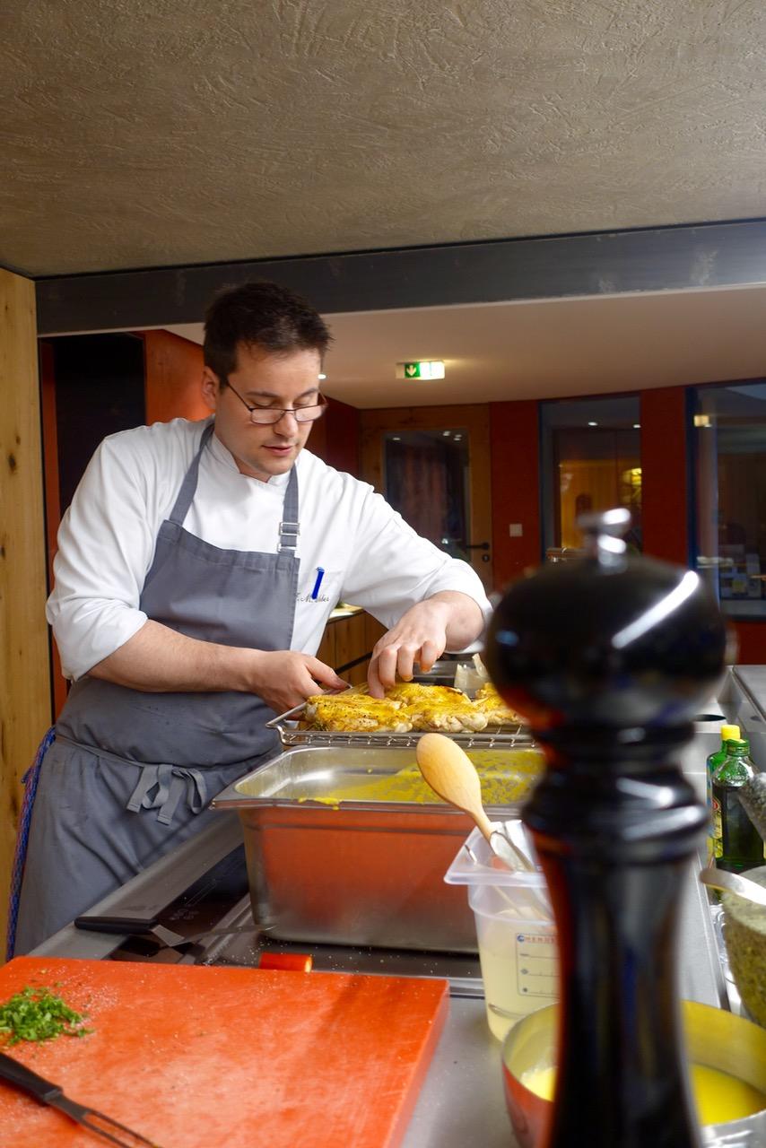 Felix Weber in Action