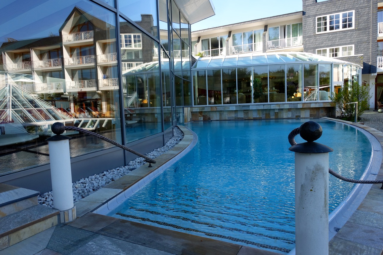 Wellnessurlaub Sauerland: Hotel Deimann Rosa Zeiten