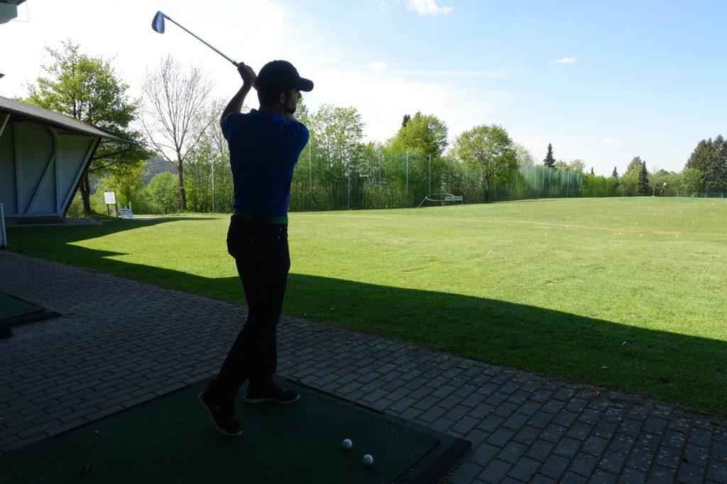 Hotel Deimann Golf Arrangement mit Marvin Buschmann
