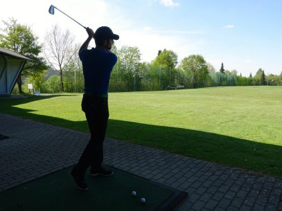 Hotel Deimann Golf Arrangement mit Marvin Buschmann