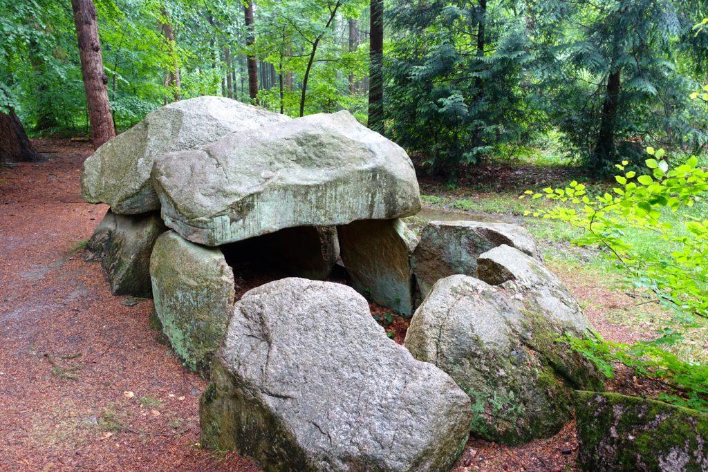 Megalithsteingrab Nordpfad Kempowski Idylle