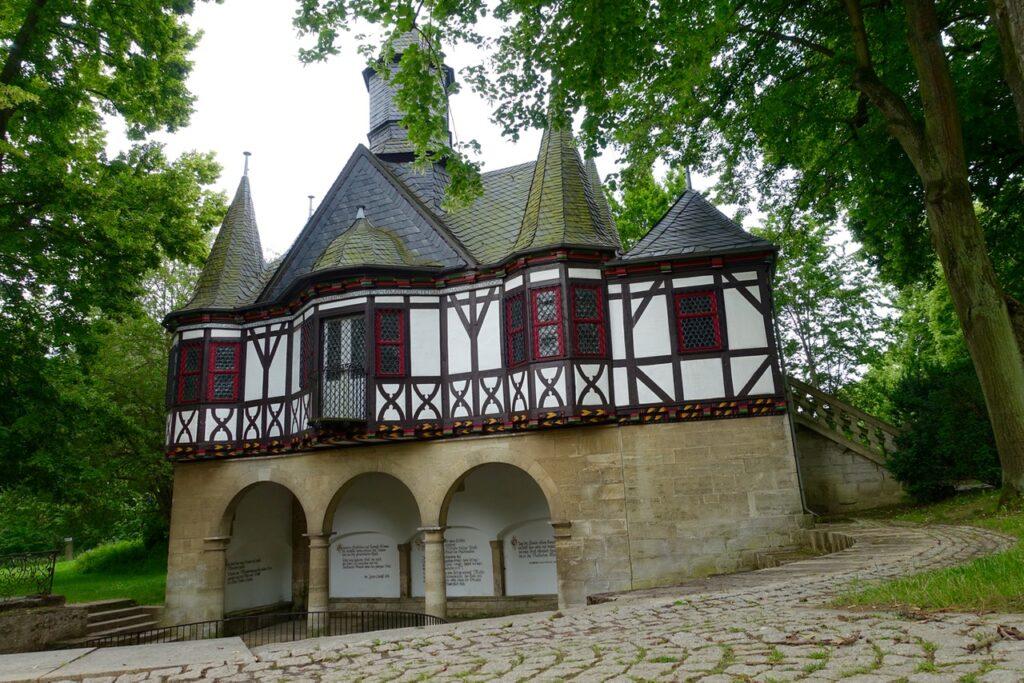 Poppenroeder Quelle Muehlhausen Thueringen