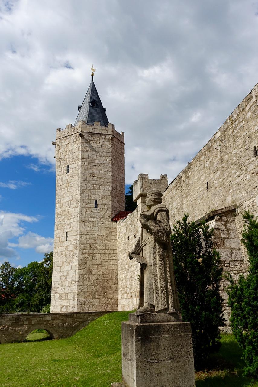 Stadtmauer Mühlhausen