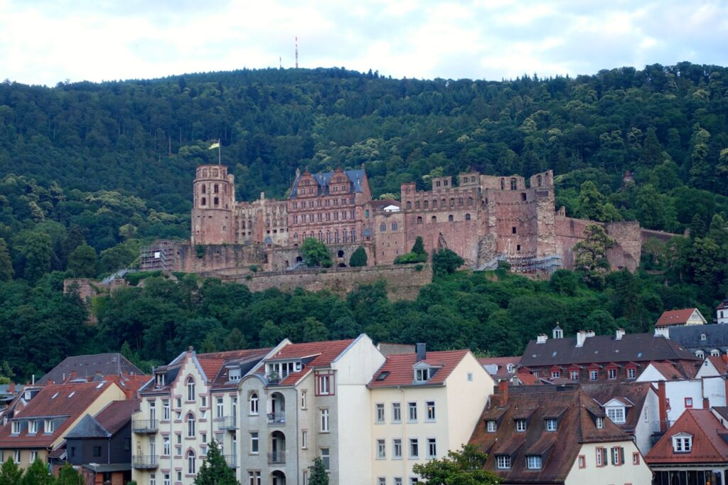 Kurzurlaub Heidelberg