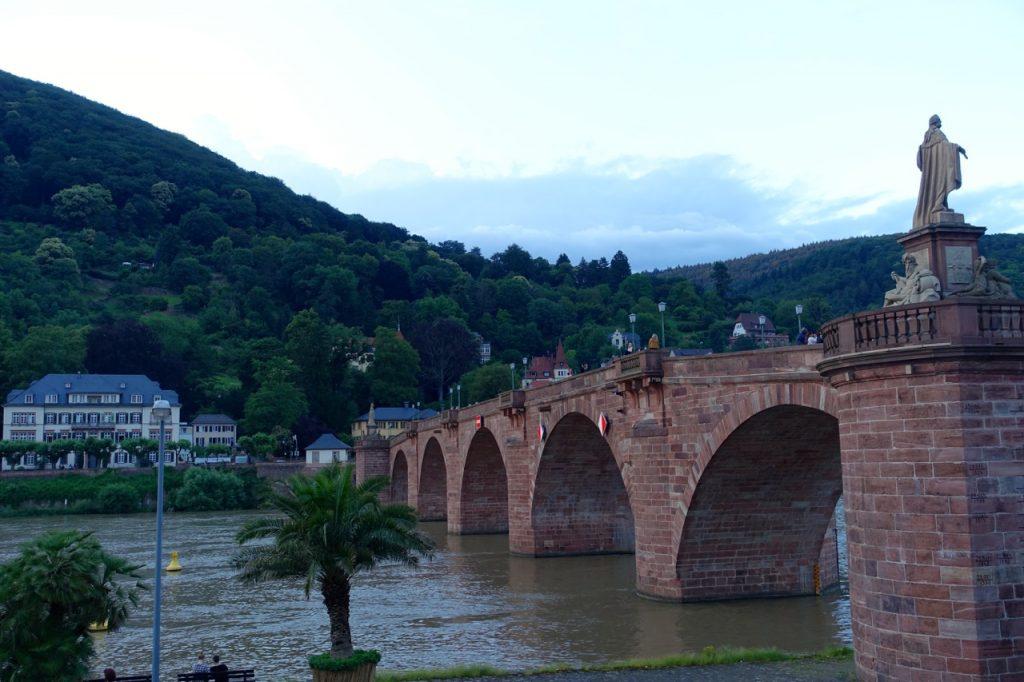 Heidelberg Städtetrip Deutschland - eines der Topreiseziele weltweit