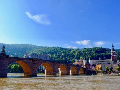 Alte Bruecke Heidelberg