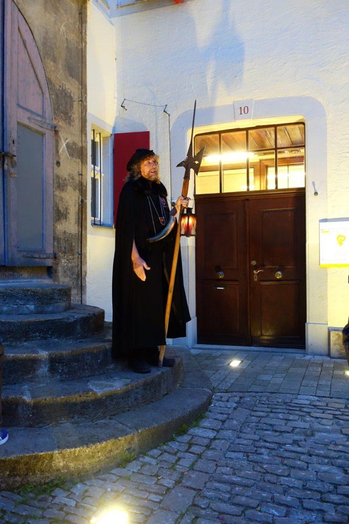 Nachtwächter Führung Rothenburg ob der Tauber