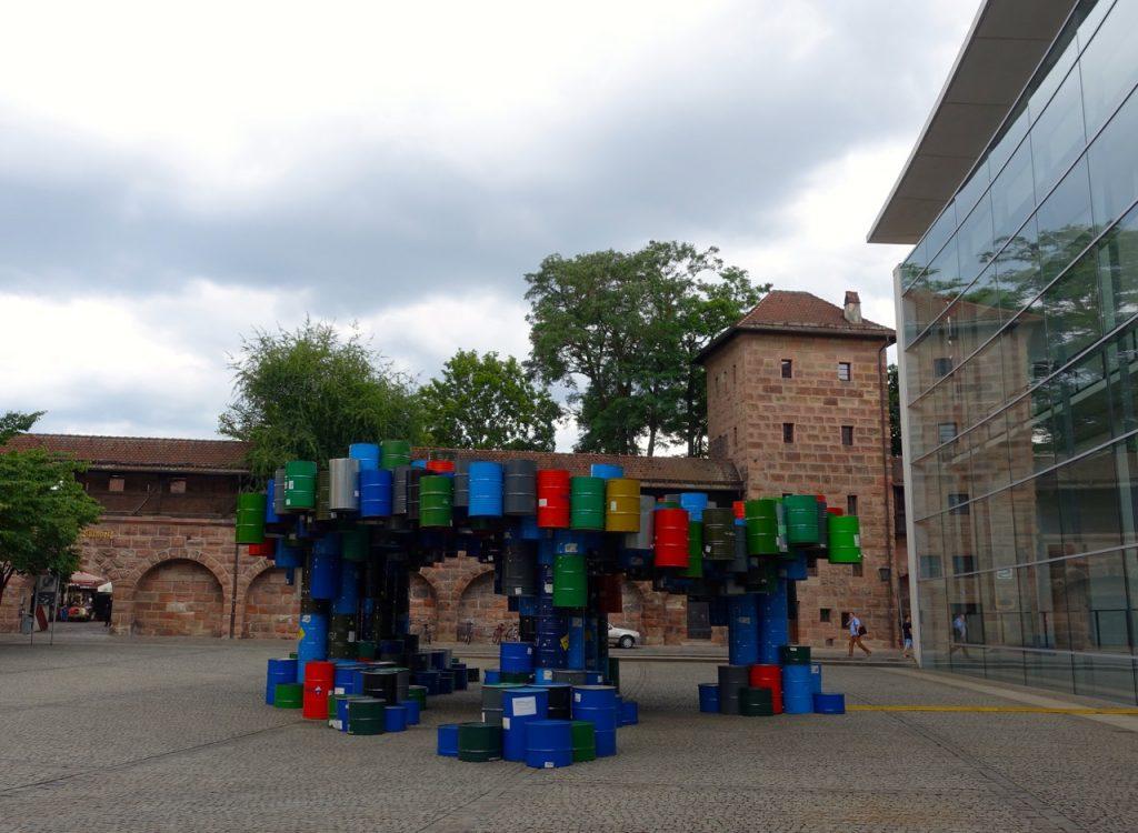 Am Museum Nürnberg