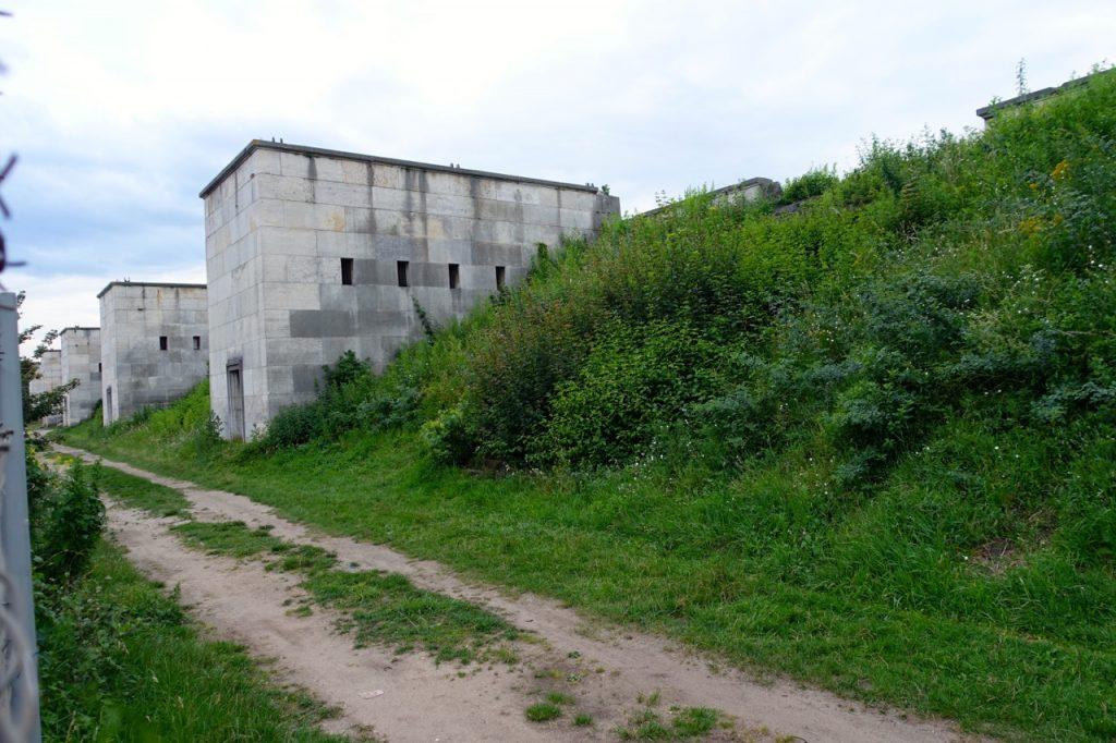 Gespenstisch rund um das alte Stadion Nürnberg - Lost Place