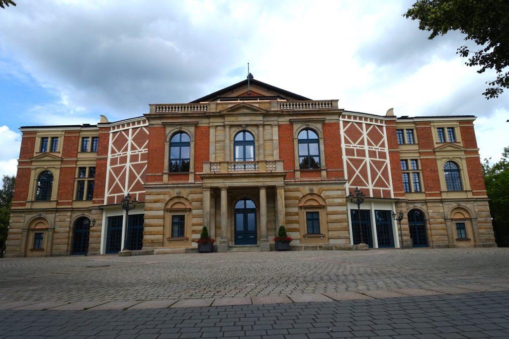 Wagner Festspielhaus