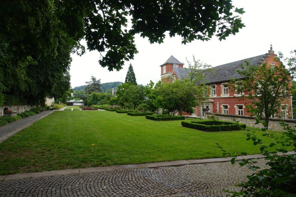 Streifzug durch den Hofgarten Coburg