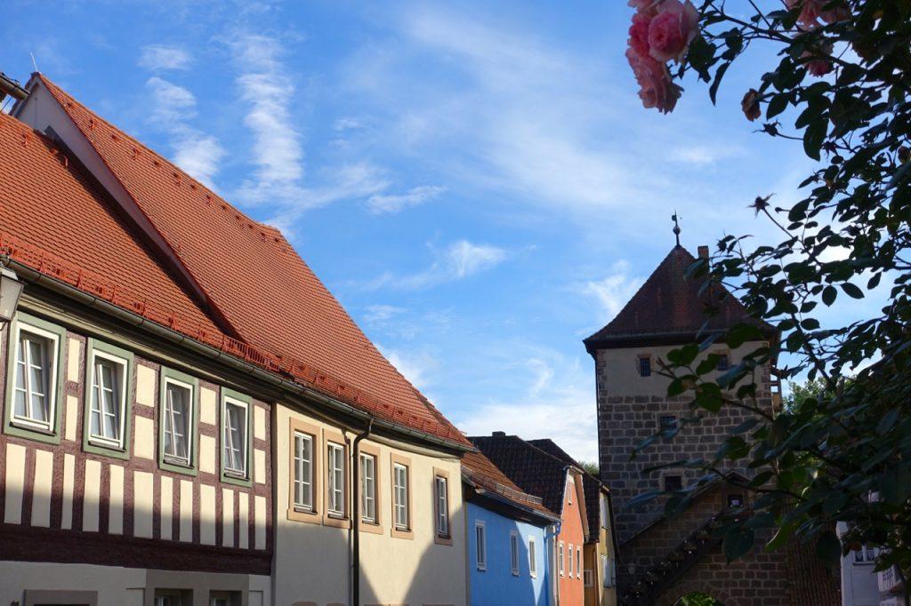 Seßlach an der Burgenstraße