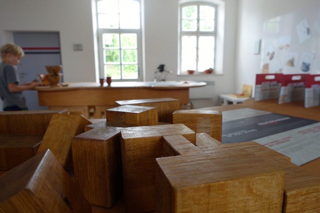 Versuchs-Wertkstatt im Erlebniszentrum Burgruine Altenstein