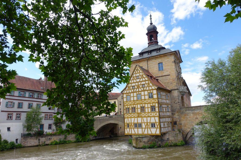 Altes Rathaus in der Regnitz