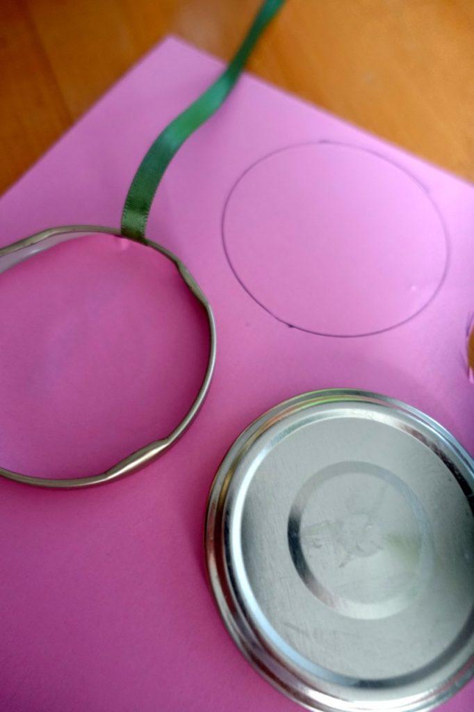 Bastelanleitung Wellness-Gutschein-Mobile