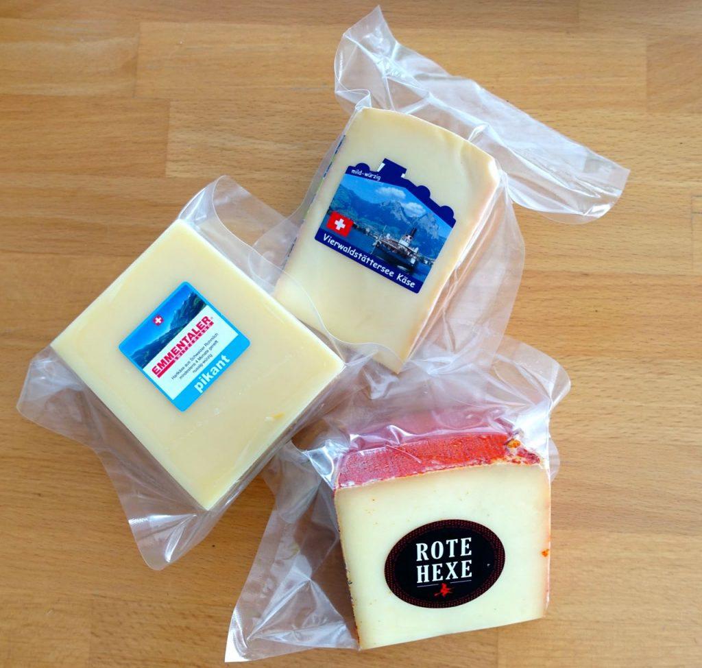 Alles Käse - Schweizer Käse