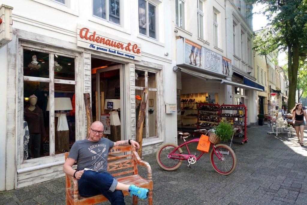 Gemütliche Läden in Oldenburg