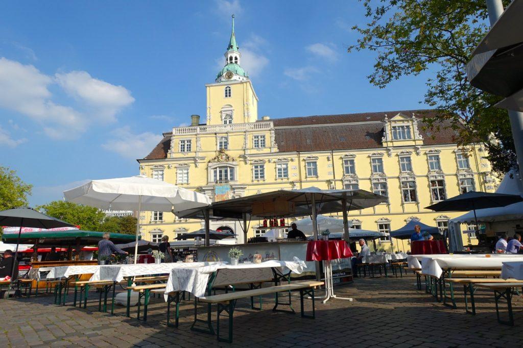 Treffpunkt Schlossplatz Oldenburg