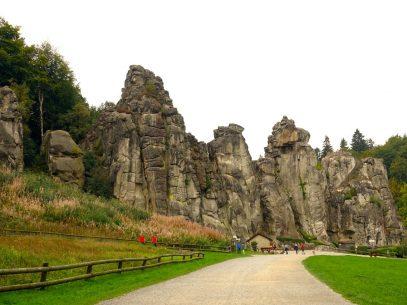 Externsteine Wandern & Natur