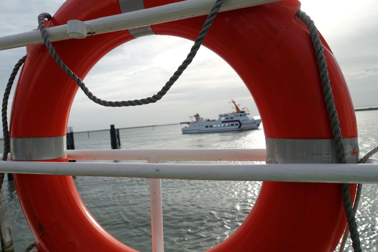 Langeoog Urlaub – die Reise beginnt und endet mit der Langeoog Fähre