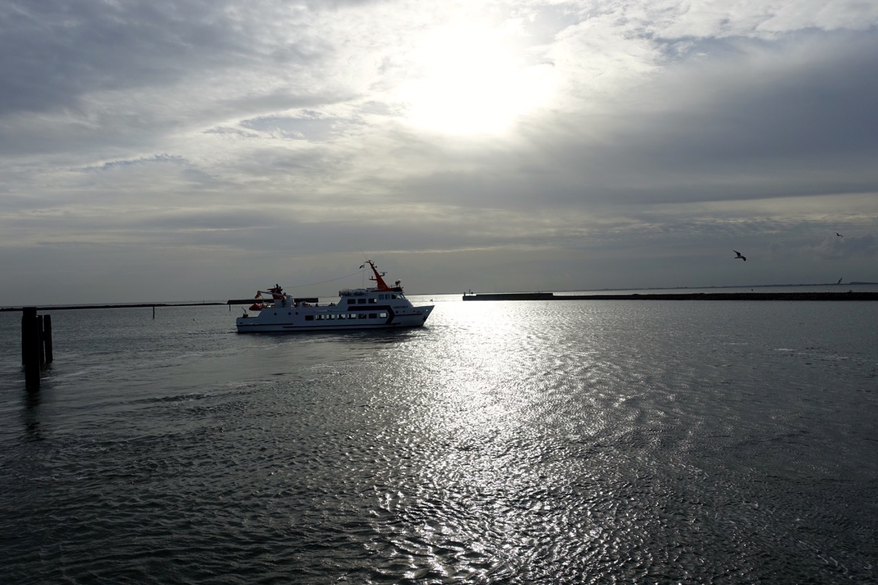 Langeoog Fähre – per Schiff gehts auf die Nordseeinsel