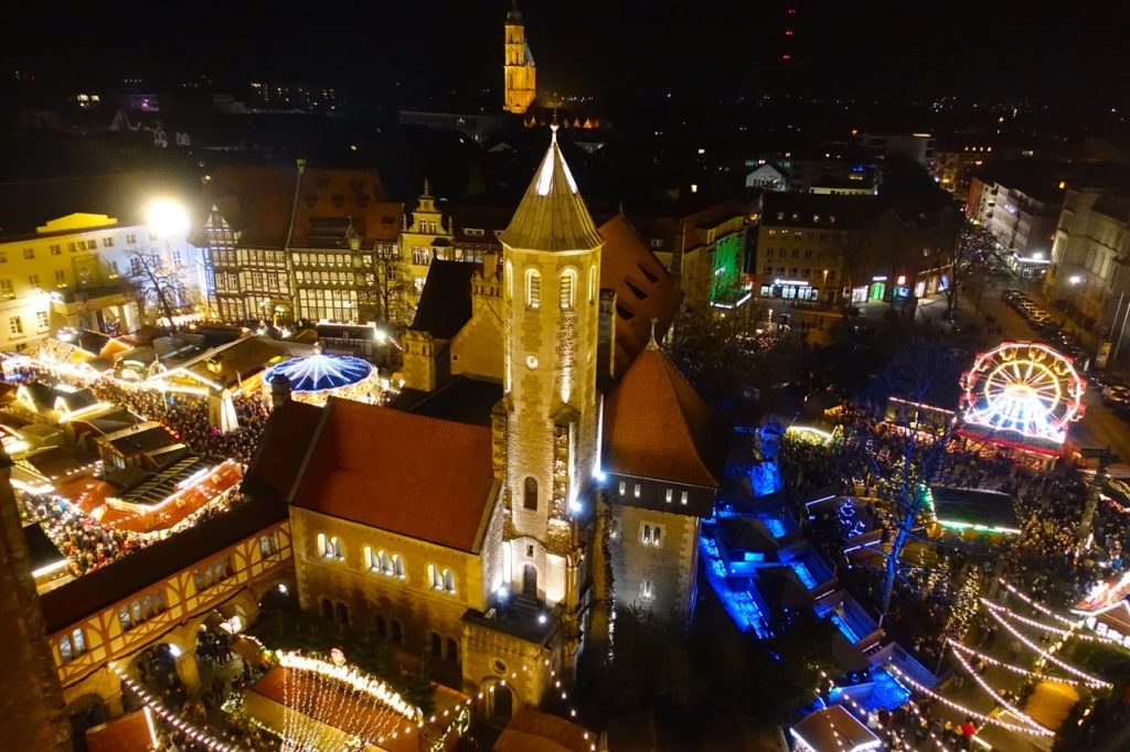 Braunschweig Weihnachtsmarkt - Reiseziele Dezember