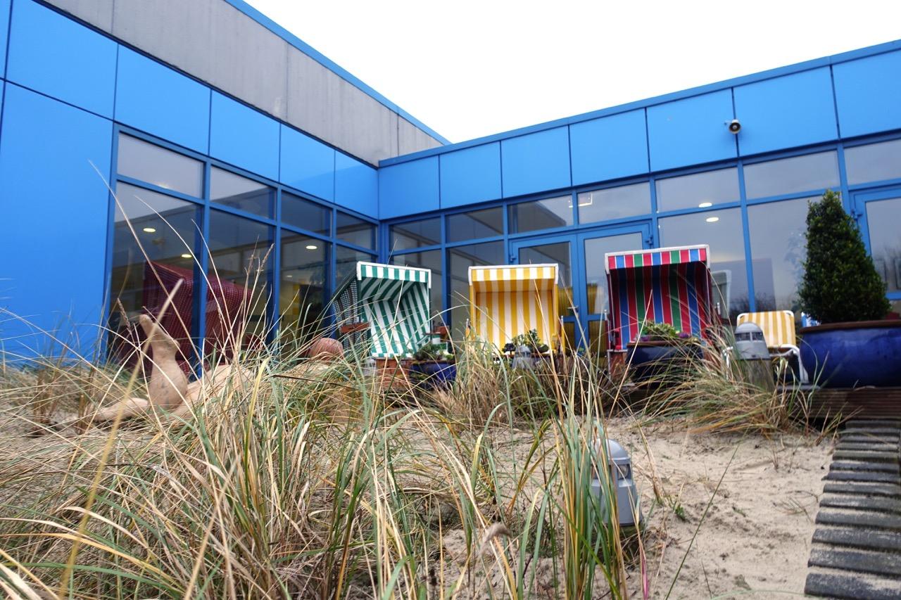 Saunalandschaft Langeoog Meerwasser Erlebnisbad