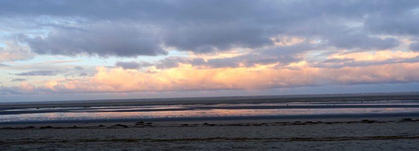 Nordsee Wellness Urlaub - Faszination Ebbe und Flut