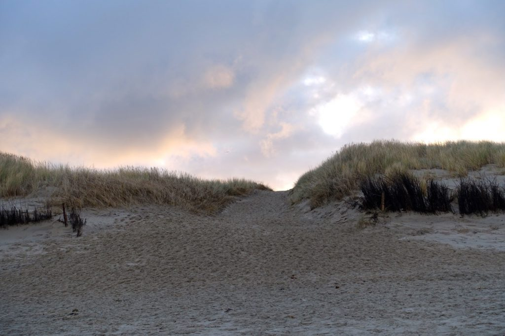 Langeoog Wellness Urlaub - Beachwalking