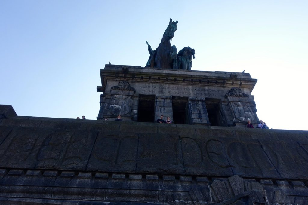Statue Deutsches Eck