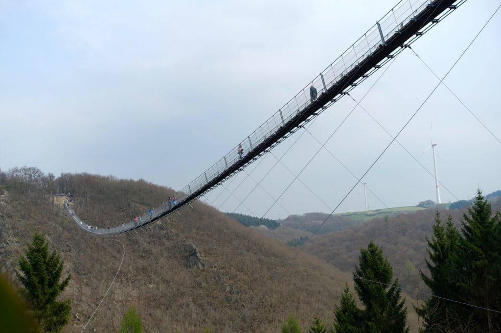 Fotos Geierlay Brücke